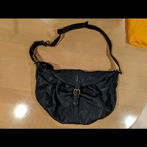 Dark blue Marc Jacobs leather purse